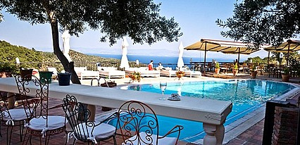 Ongen Country Hotel Havuz / Deniz