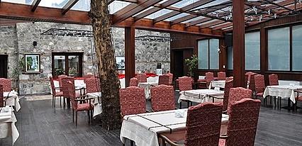 Otantik Club Hotel Yeme / İçme