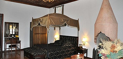 Otantik Club Hotel Oda