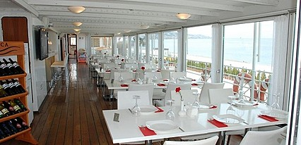 Otantik Gemi Otel Yeme / İçme