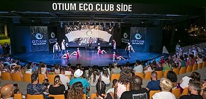 Otium Eco Club Side Genel Görünüm