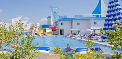 Otium Family Club Marine Beach Havuz / Deniz
