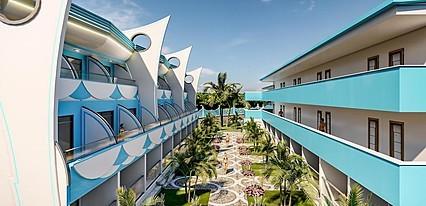 Otium Family Club Marine Beach Genel Görünüm