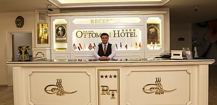Ottoman Hotel Sakarya Genel Görünüm