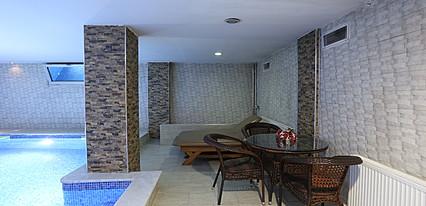 Ottoman Hotel Sakarya Havuz / Deniz