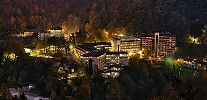 Oylat Kaplicalari Caglayan Hotel Genel Görünüm