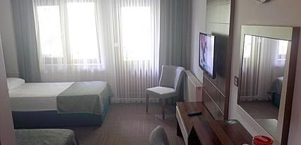 Oylat Kaplicalari Caglayan Hotel Oda