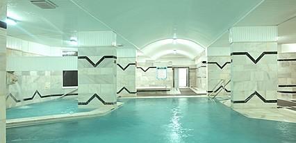 Oylat Kaplicalari Caglayan Hotel Havuz / Deniz