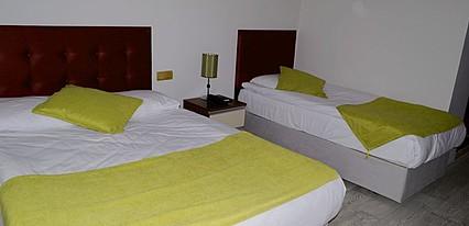 Oylat Yesil Vadi Hotel Oda