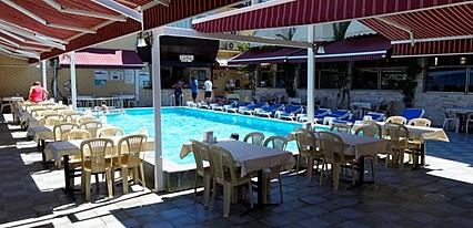 Özcan Beach Hotel Turunç Yeme / İçme