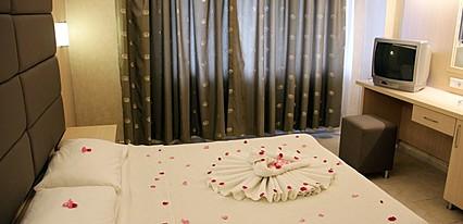 Özcan Beach Hotel Turunç Oda