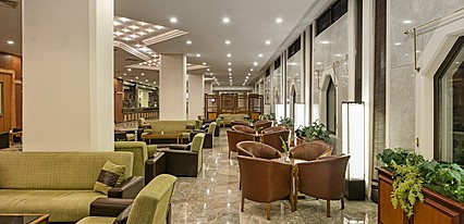 Özkaymak Marina Hotel Genel Görünüm
