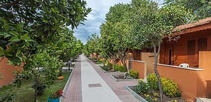 Ozlem Garden Hotel Genel Görünüm