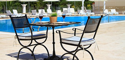 Palm Bay Beach Hotel Yeme / İçme