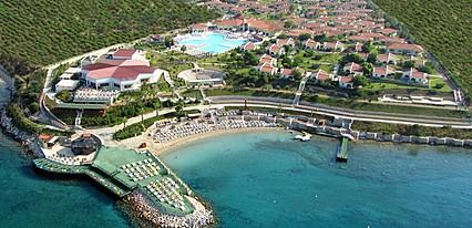 Palm Wings Beach Resort Genel Görünüm