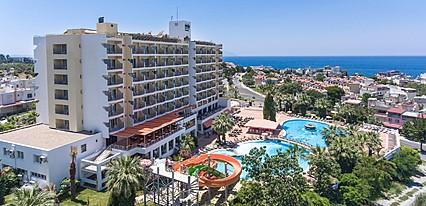 Palmin Hotel Genel Görünüm