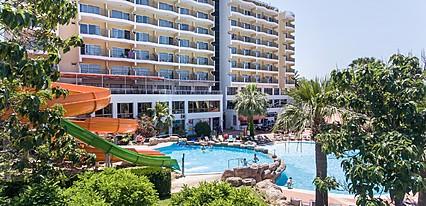 Palmin Hotel Havuz / Deniz