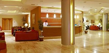 Pam Termal Hotel Genel Görünüm