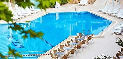 Pam Termal Hotel Havuz / Deniz