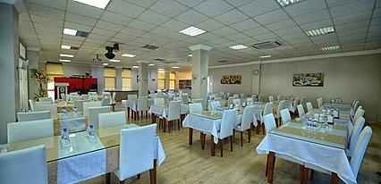 Pamukcu Sedefne Termal Otel & Spa Yeme / İçme