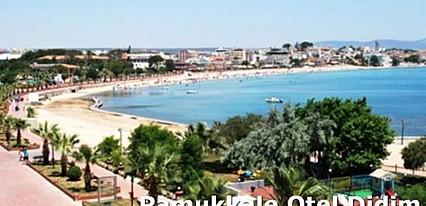 Pamukkale Hotel Didim Genel Görünüm