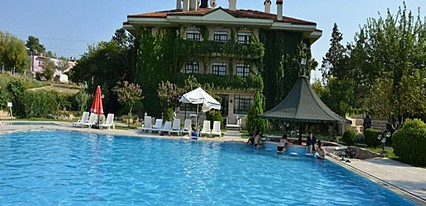 Pamuksu Hotel Genel Görünüm