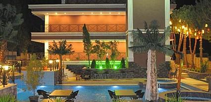 Pedaliza Otel Genel Görünüm