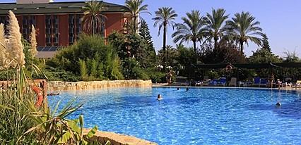 Pegasos Resort Hotel Havuz / Deniz