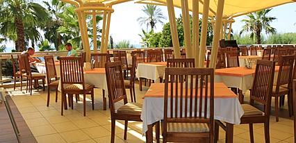 Pegasos Royal Hotel Yeme / İçme