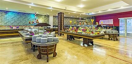 Pemar Beach Resort Hotel Yeme / İçme