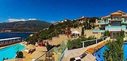 Peninsula Gardens Hotel Genel Görünüm