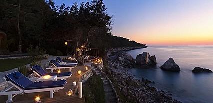 Perdue Otel Havuz / Deniz