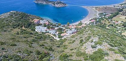 Perili Bay Resort Genel Görünüm