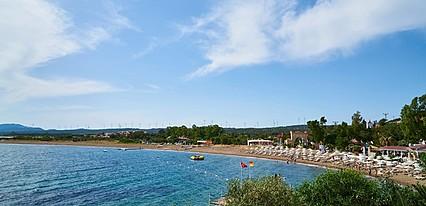 Perili Bay Resort Havuz / Deniz