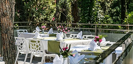 Pine Club Boutique Hotel & Spa Yeme / İçme