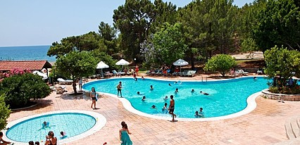 Pine Park Holiday Club Havuz / Deniz