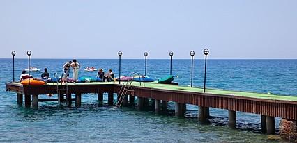 Pine Park Holiday Club Havuz / Deniz