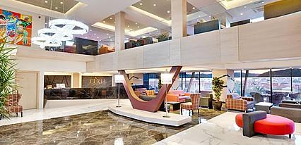 Piril Hotel Thermal Beauty Spa Genel Görünüm