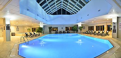 Polat Erzurum Resort Havuz / Deniz