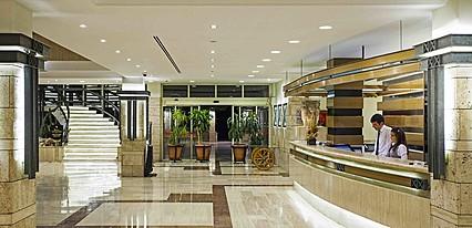 Polat Thermal Hotel Genel Görünüm