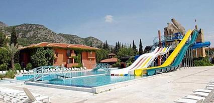 Polat Thermal Hotel Havuz / Deniz