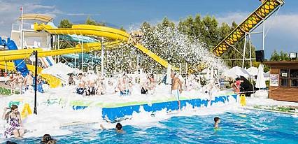 Port Nature Luxury Resort Hotel Havuz / Deniz