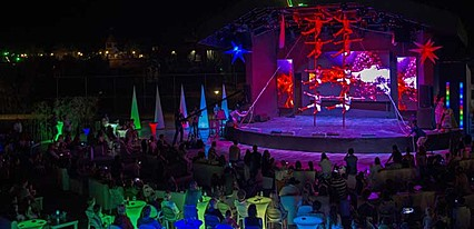 Port Nature Luxury Resort Hotel Genel Görünüm