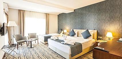 Port View Hotel Oda