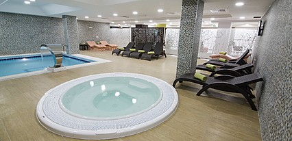 Prestige Thermal Hotel Spa & Wellness Havuz / Deniz
