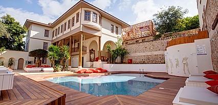 Puding Marina Hotels Kaleici Genel Görünüm