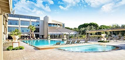 Ramada Resort Kazdağları Thermal & Spa Havuz / Deniz