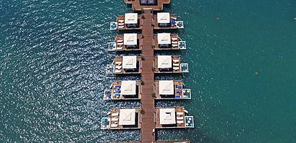 Regnum Carya Golf Spa Resort Havuz / Deniz