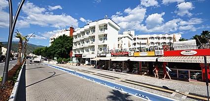 Reis Maris Hotel Genel Görünüm