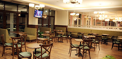 Rezone Health & Oxygen Hotel Yeme / İçme